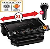 Tefal OptiGrill + Plus XL grill surface intelligent contact grill, 9 grill programs, ideal ...