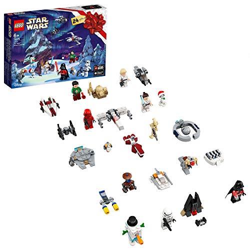 LEGO 75279 Star Wars Adventskalender 2020 Weihnachten Mini...