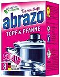 abrazo potte og panne rengjøringspute antibakteriell ...