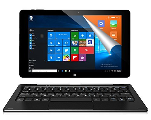 ALLDOCUBE iwork10 Pro 2-in-1 Tablet mit Tastatur, Windows Tablet, 10.1' IPS 1920x1200 Bildschirm, Intel Quad Core CPU, 4GB RAM 64GB ROM, Windows 10 +...