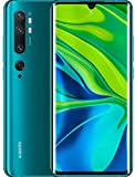 Xiaomi Mi Note 10 Smartphone (16,43cm (6,47 ') 3D Curved AMOLED FHD + Display, 128GB intern geheugen + 6GB RAM, 108MP KI Penta achteruitrijcamera, 32MP ...