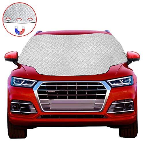 VIUME Frontscheibenabdeckung Auto Windschutzscheiben Abdeckung Magnet...