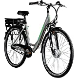 Zündapp E-Bike 700c Women's Pedelec 28 inch Z502 E City Bike Dutch Bike Sykkel ...