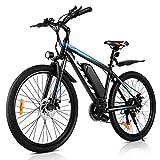 VIVI 26 'elektrische mountainbike 250W 36V 10.4Ah vervangende accu ...