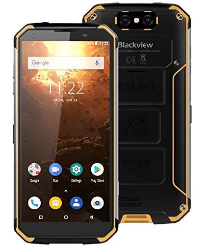 Blackview BV9500 Plus (2019) Outdoor Smartphone ohne Vertrag - Helio P70 Octa...