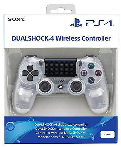PlayStation 4 - DualShock 4 Wireless Controller, Crystal