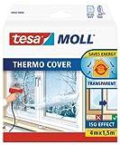 tesamoll Thermo Cover vindusisolasjonsfilm - gjennomsiktig ...