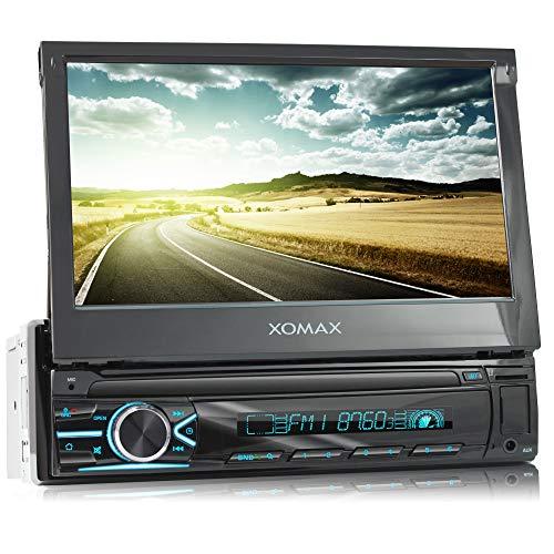 XOMAX XM-V746 Autoradio mit...
