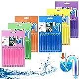 72 deler Drain Cleaner Sticks - Stopp stinkende og ...