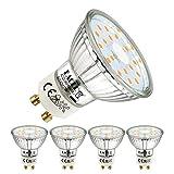 EACLL GU10 LED 5W 2700K warm witte lichtbron 425 lumen ...