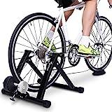 Sportneer sykkel rulletrener stål sykkel trening magnetisk stativ med ...