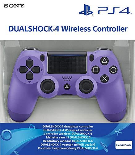PlayStation 4 - DualShock 4 Wireless Controller, Electric Purple