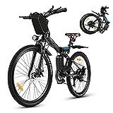 Vivi elektrische fiets e-bike mannen en vrouwen, 26 inch e-bike ...