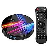Bqeel Android TV Box 4K Smart TV Box 【4G + 32G】 R1 PRO ...
