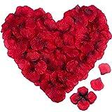 IDEALHOUSE 4000 stykker rosenblader, rosenblader roser ...