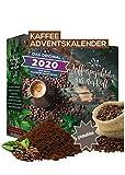 Advent calendar 2020 coffee ground beans I coffee ...