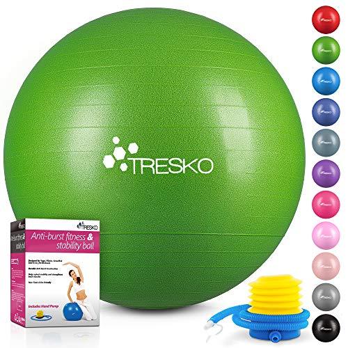 embarazo rehabilitación 55 cm Hasta 300 kg ejercicio Pelota // balón fitball