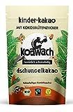 코코넛 꽃 설탕과 koawach 정글 코코아 코코아 가루 -...