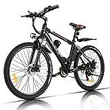 VIVI elektrische fiets heren 26 inch mountainbike met 350W ...