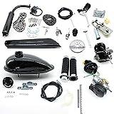 80cc fietsmotorset - 2-takt pedaalcyclus benzinemotor ...