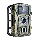 APEMAN Wildlife Camera Photo Trap 1080P Full HD 16MP Jachtcamera Groothoekzicht ...