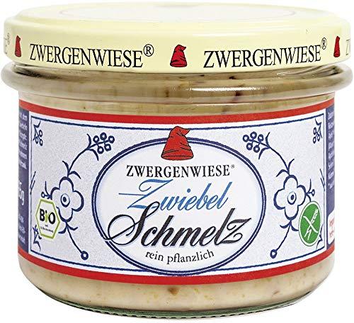 Zwergenwiese Bio Zwiebelschmelz (6 x 165 gr)