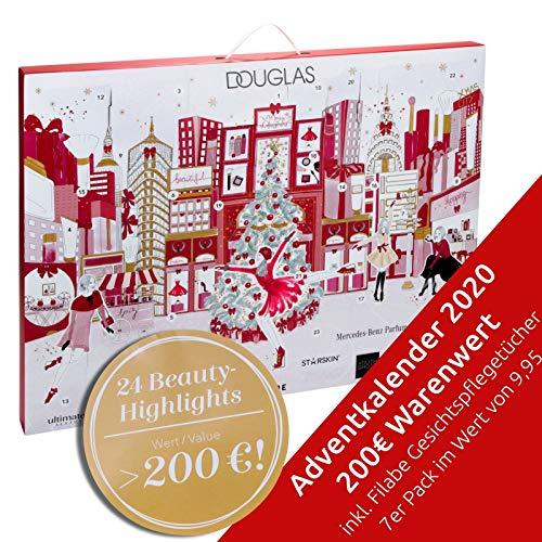 Douglas Beauty Adventskalender 2020 -EXKLUSIV Edition...