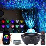 Smart LED Sternenhimmel Projektor mit Bluetooth...