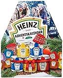 HEINZ HJ Sauce Advent Calendar, 1 pack (1 x 634 g)