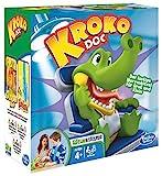 Hasbro B0408100 Gaming Kroko Doc, Geschicklichkeitsspiel...