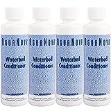 AguaNova 4x 250ml Wasserbett Konditionierer Conditioner