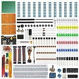 WayinTop Electronics Starter Kit med tysk vejledning, ...