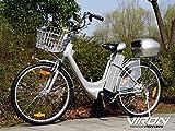 Viron elektrische fiets 250W / 36V e-bike 26 'inch pedelec ...