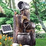 Solar hage fontene fontene