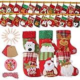 EKKONG advent calendar to fill, 24 advent calendars ...