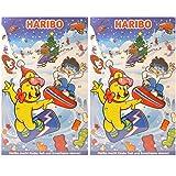 Haribo advent calendar, 2 pack (2 x 300 g)