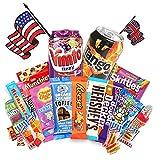 QueenBox® Amerikaanse bonbondoos | USA Doos 15 ...