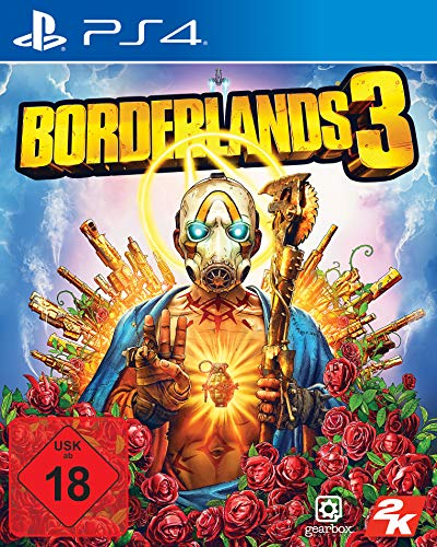 Borderlands 3 Standard Edition Playstation 4(inkl....