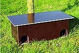 """Σπίτι σκαντζόχοιρου Elmato 10220 """"Οικογένεια"""" κατασκευασμένο από αδιάβροχο υλικό ..."""