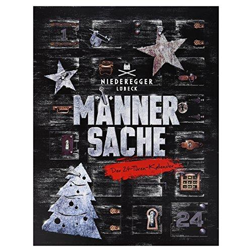 Niederegger Adventskalender Männersache, 1er Pack (1 x 300...
