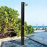 CCLIFE ducha solar 35L ducha solar de jardín ducha de piscina ...