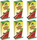 6 x 40 ml Neudorff Loxiran anti-fourmis pour fourmis