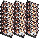 1152x (Pieces) Ignition Cube Fire Starter Charcoal Igniter BBQ Grill Lighter Fire Starter