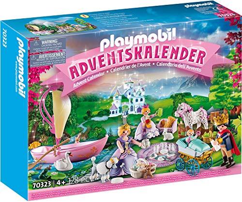 PLAYMOBIL Adventskalender 70323 Königliches Picknick im...