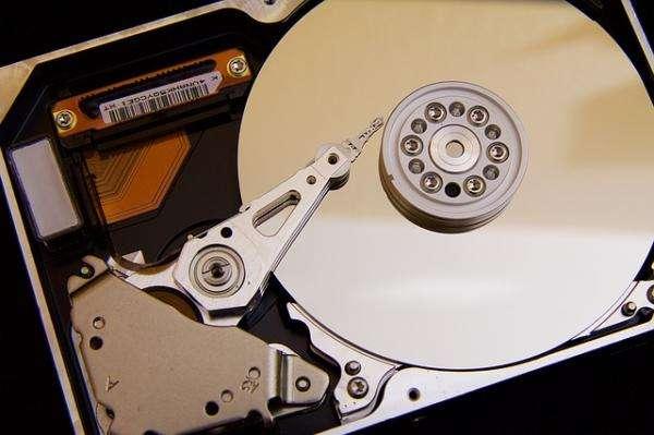 computer festplatte