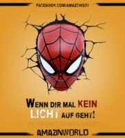 spiderman-lampe