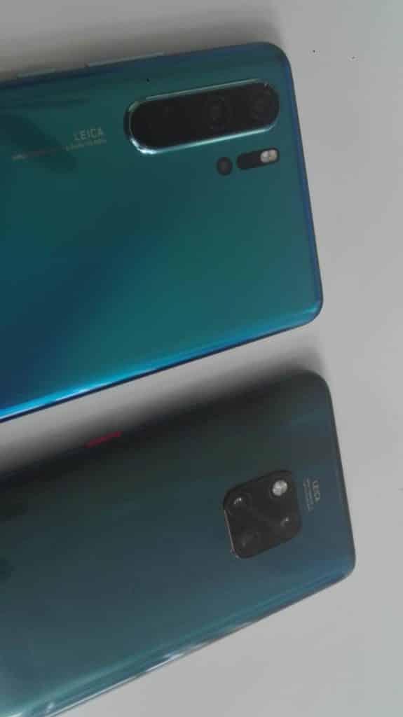 Huawei P30 Pro vs-Huawei Mate 20-Pro-backs