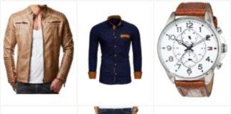 Fashion-Outfit für Männer mit brauner Leder Jacke ein muss, für jeden Kleiderschrank.