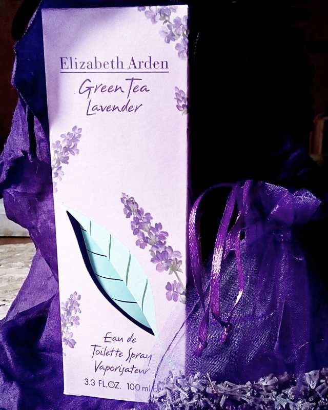 Green Tea Lavender|Eau de Toilette Spray|Elizabeth Arden