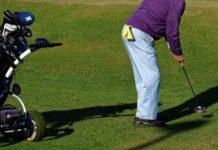 E-Trolley golfen